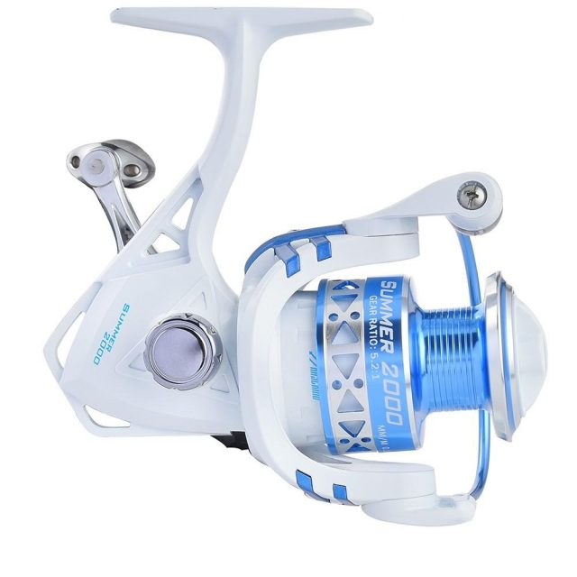 Spinning Reel For Sea Fishing