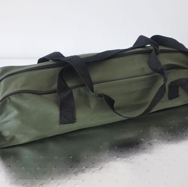 Green Waterproof Fishing Bag for Rods