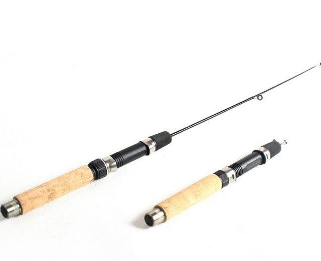 Ice fishing rod | Short Fishing Rod-50 cm | Strong and Flexible Rod