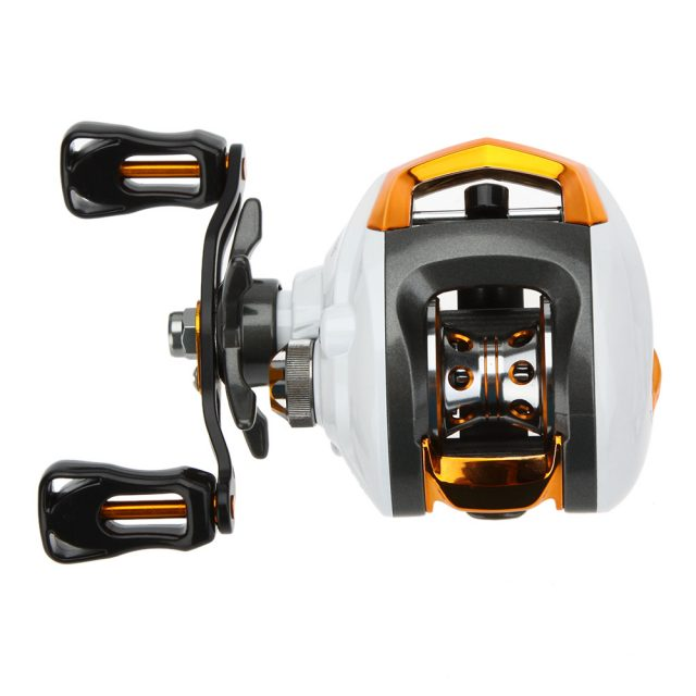 High Quality Fishing Reel – 12+1 Ball Bearings