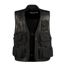 Fly Fishing Vest | Breathable and Camouflage Fishing, Hunting Jackets