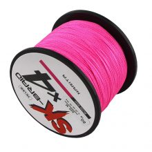 Saltwater Fishing Line | Braided 80 Lbs 500 Meter Abrasion Resistance Fishing Line