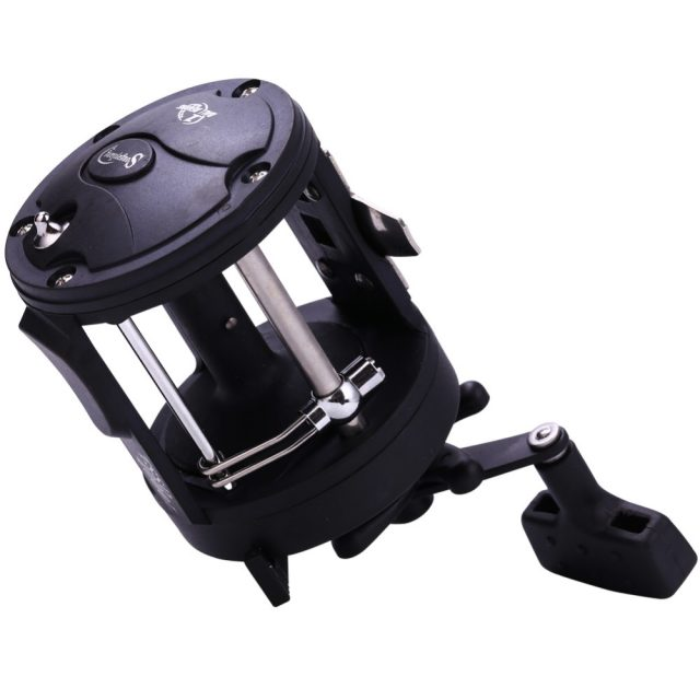 Saltwater Baitcasting Reel  | Trolling Fishing Reel perfect for sea fishing