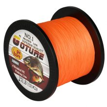 Braided Fishing Line 1000m up to 45 LBs | High quality strong fishing line