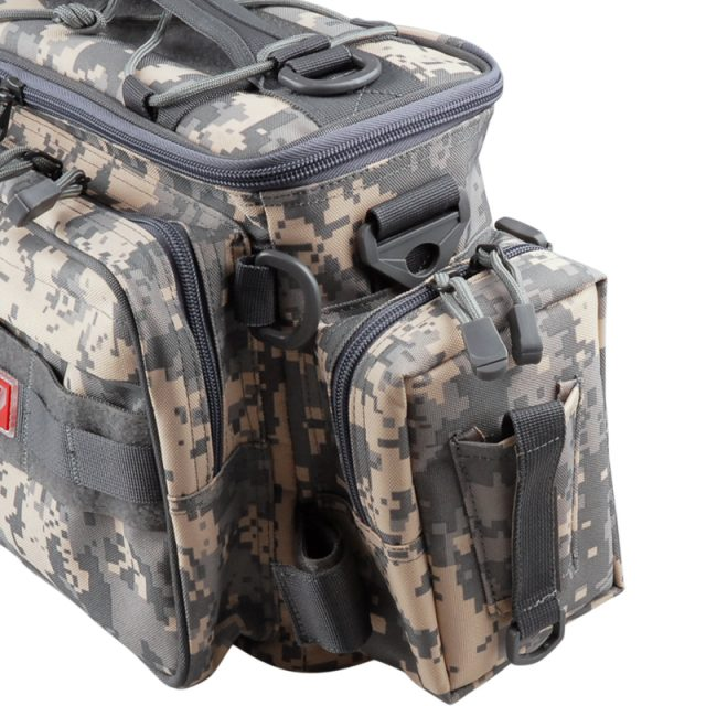 Fishing Tackle Bags | Multi-purpose outdoor shoulder bags for fishing, camping