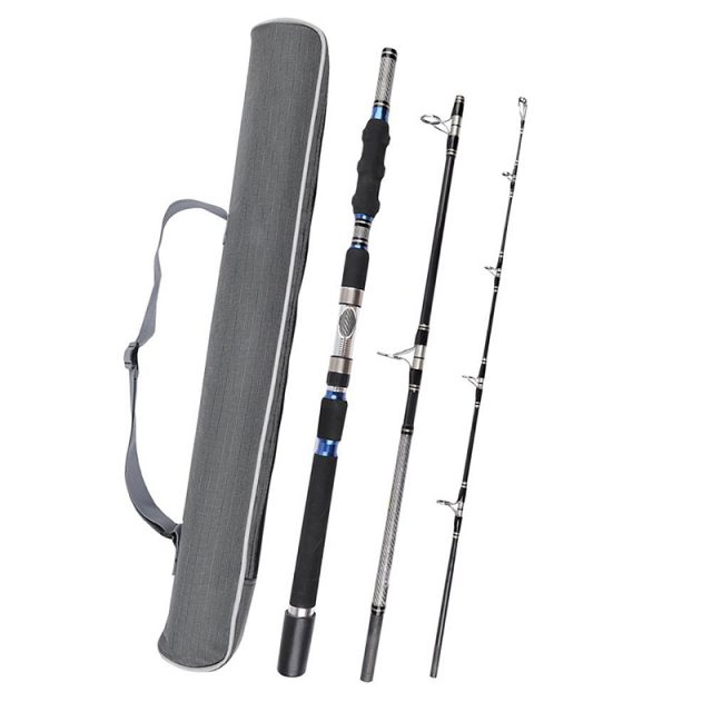 Spinning Fishing Rod | Heavy duty fishing rod up to 50 Lbs test