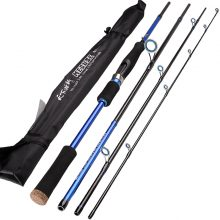 Spinning Rod | Strong powerful spinning fishing rod