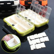 Fishing Tackle Box | multi compartments colorful tackle box