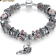 Fish Charm Bracelet | Very Popular in North America and Europe