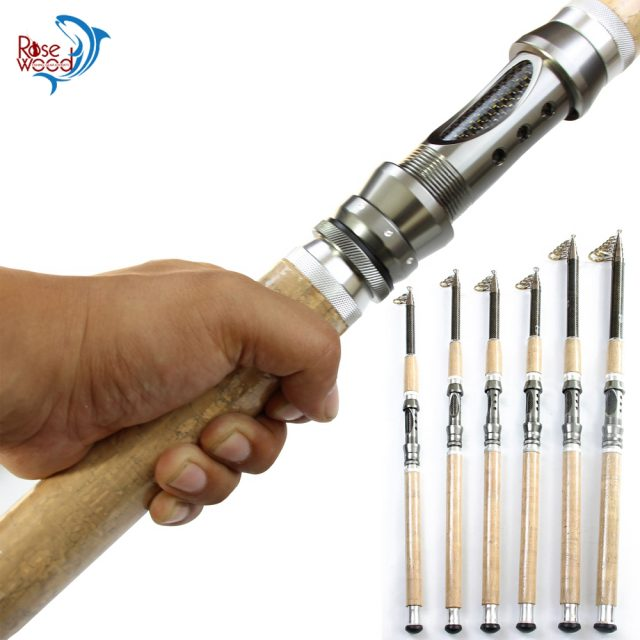 Strong Telescopic Fishing Rod