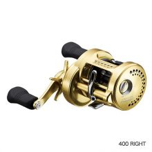 Shimano Calcutta Conquest Baitcast Reel | CTCNQ400 – RIGHT