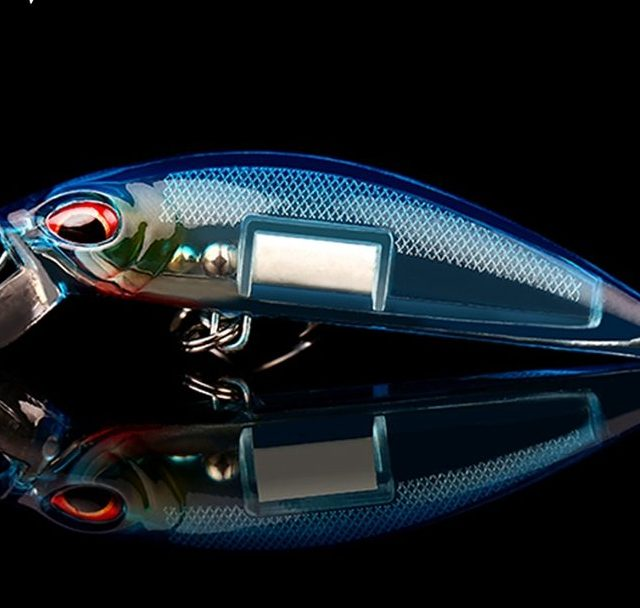 Glowing Crankbait Fishing Lures 5pcs 12G | Glows at Dark