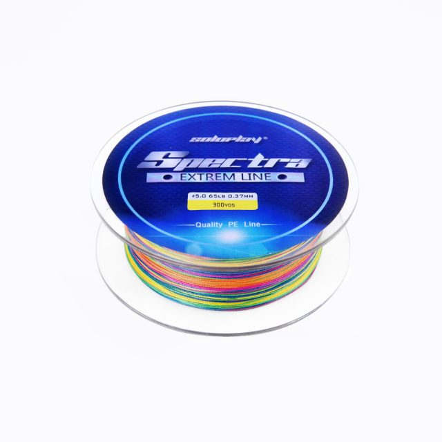 Strong Braided Fishing Line 274 meter 20-100 LB | Sea and Lake Fishing