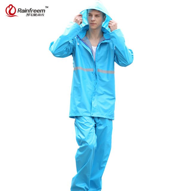 Raincoat Suit – Stylish Colorful Design for both Men and Women