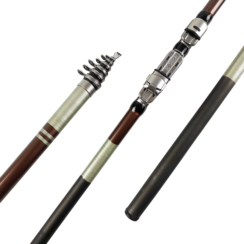 Ice fishing rod telescopic winter fishing rods for Telescoping fishing pole