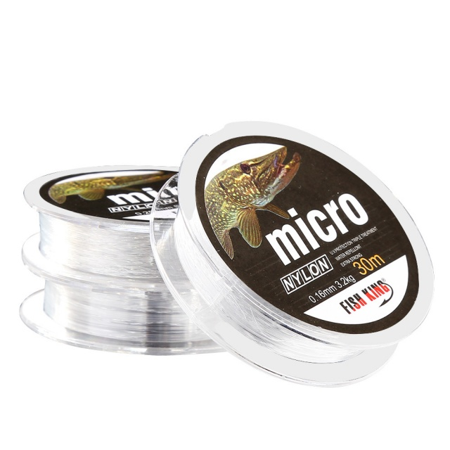 Ice Fishing Line 30M- 0.08mm-0.25MM