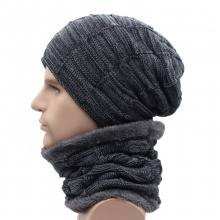 Winter Beanie Hat with Neck Warmer – Unisex 2018 design
