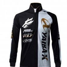 Long Sleeve Fishing Shirt with UV Protection Tournament Style Jersey