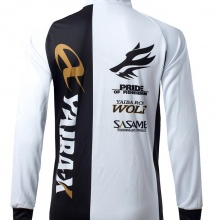 Long Sleeve Fishing Shirt with UV Protection|Tournament Style Jersey