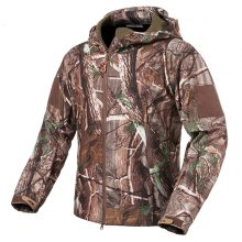 Camouflage Waterproof Fishing and Hunting Jacket