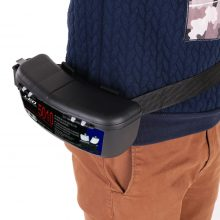 Fishing Tackle Storage Box With Waist Belt